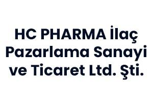 HC PHARMA İlaç Pazarlama Sanayi ve Ticaret Ltd. Şti.